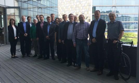 Partner meeting in Gothenborg