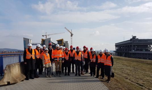 8. EMMA Participants in Niederfinow