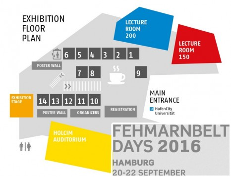 Exhibition Area at FBD 2016